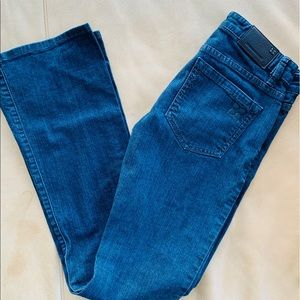 BCBG MAXAZRIA blue jeans size 26